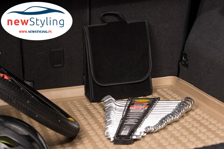 Akcesoria do przechowywania rzeczy w samochodzie