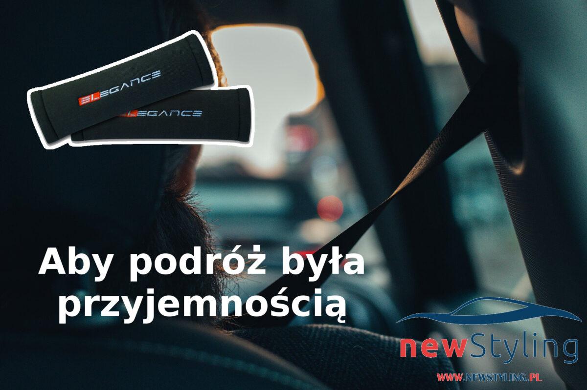 nakładki na pasy bezpieczeństwa newstyling wy