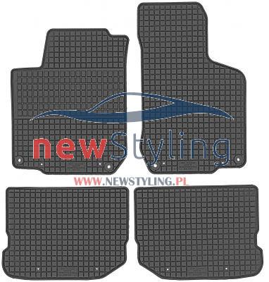 dywaniki gumowe Golf 4 dywaniki samochodowe petex