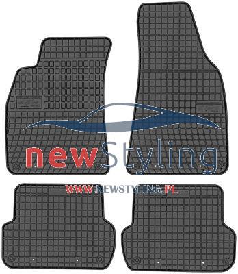 dywaniki gumowe audi A4 B6 dywaniki samochodowe dywaniki gumowe