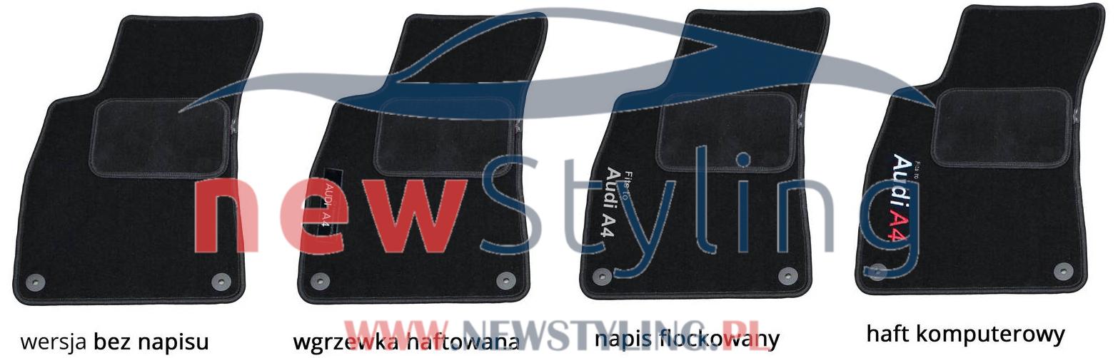 personalizowane dywaniki samochodowe dywaniki samochodowe dywaniki samochodowe welurowe