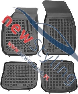 dywaniki gumowe do audi A4 B5 dywaniki samochodowe dywaniki gumowe