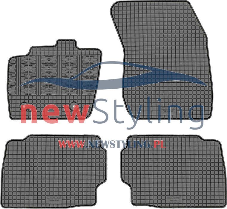 dywaniki gumowe do Forda Mondeo dywaniki samochodowe dywaniki gumowe